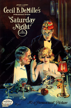 Pdxc14273 -- Vintage Movie Posters Poster