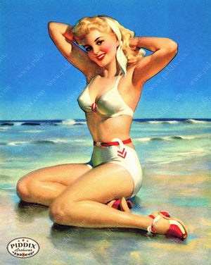 Pdxc14376 -- Pin-Ups Color Illustration