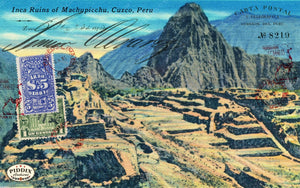 Pdxc14796A -- Travel Postcards Original Collage