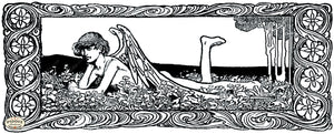 Pdxc15604 -- Black & White Fairy Tales Black & White Engraving