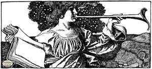 PDXC15797-- Black & White Fairy Tales Black & White Engraving