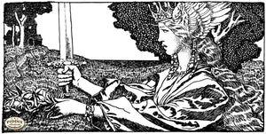 PDXC15825-- Black & White Fairy Tales Black & White Engraving