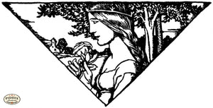 PDXC15827-- Black & White Fairy Tales Black & White Engraving
