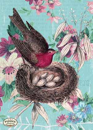 PDXC15915d -- Love Birds Original Art