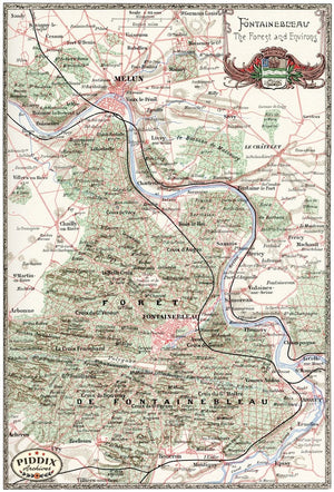 Pdxc1659 -- Maps Color Illustration
