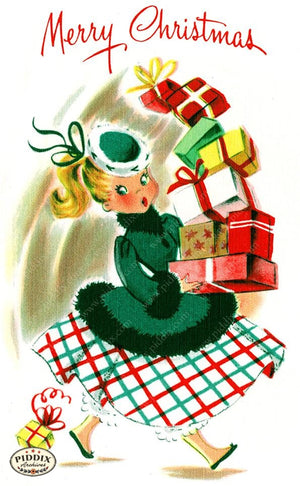 PDXC17277a -- Christmas Color Illustration