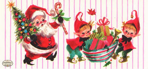PDXC17314 -- Santa Claus Color Illustration