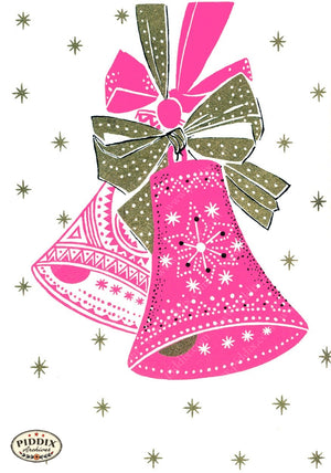 Pdxc17338 -- Christmas Bells Color Illustration