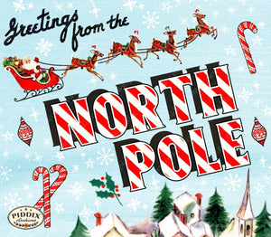 Pdxc18482 -- North Pole Original Collage