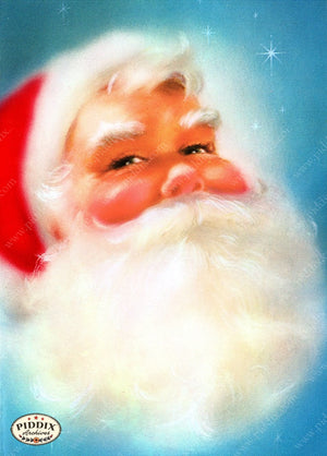 PDXC18676-- Santa Claus Color Illustration