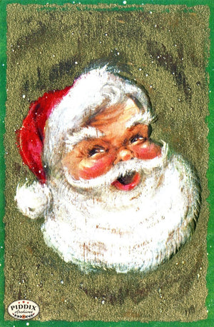 Pdxc18678 -- Santa Claus Color Illustration