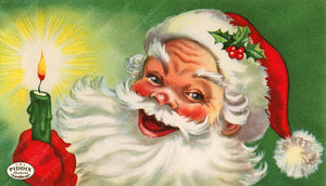Pdxc18907A -- Santa Claus Color Illustration