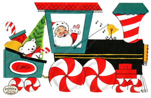 PDXC18910a -- Christmas Color Illustration