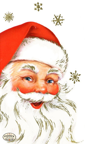 Pdxc18928A -- Santa Claus Color Illustration