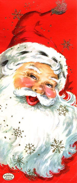 Pdxc18949A -- Santa Claus Color Illustration