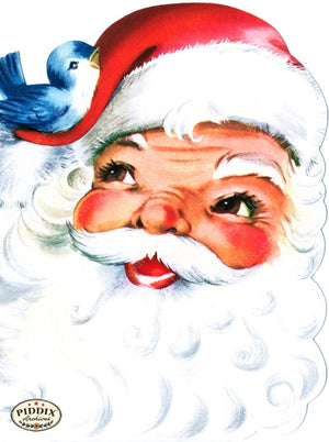Pdxc18965A -- Santa Claus Color Illustration