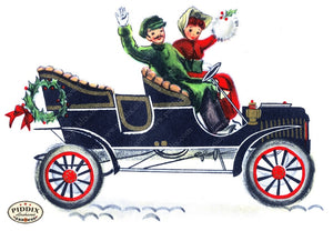 Pdxc18967A -- Christmas Color Illustration