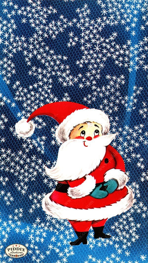 PDXC19172a -- Santa Claus Color Illustration