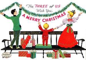 PDXC19465a -- Christmas Color Illustration
