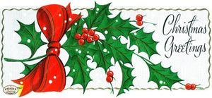 PDXC19470a -- Christmas Greens Color Illustration