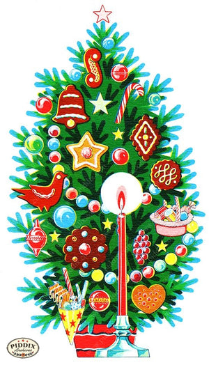 PDXC19472a -- Christmas Color Illustration