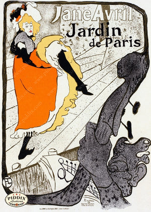 PDXC19484 -- French Posters Poster