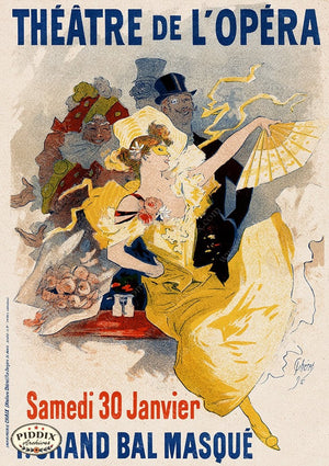 PDXC19485-- French Posters Poster