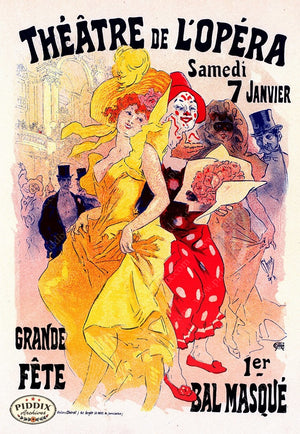 PDXC19493-- French Posters Poster