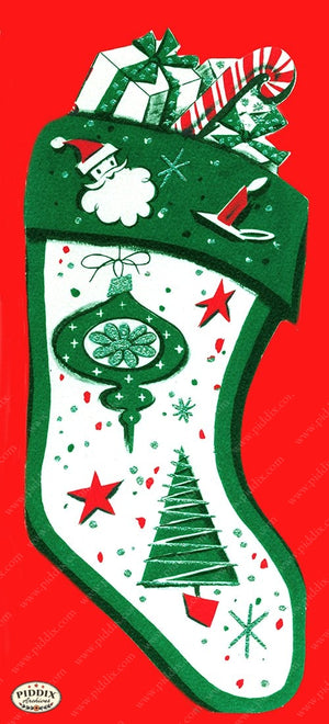 PDXC19905b -- Christmas Color Illustration
