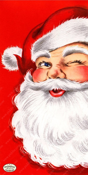 PDXC19922a -- Santa Claus Color Illustration