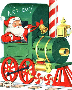 PDXC19928a -- Christmas Color Illustration