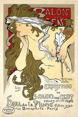 French Posters Pdxc2133 Color Illustration