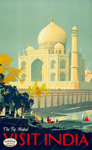 Pdxc3149 -- Vintage Travel Posters Poster