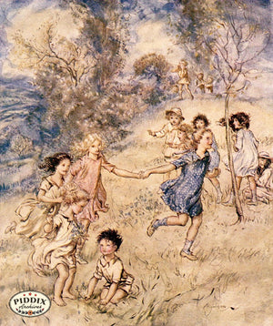 Pdxc4238 -- Childrens Illustrations Color Illustration