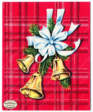 Pdxc4434A -- Christmas Bells Color Illustration