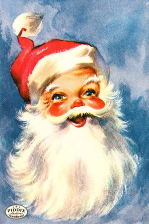 PDXC4482A-- Santa Claus Color Illustration