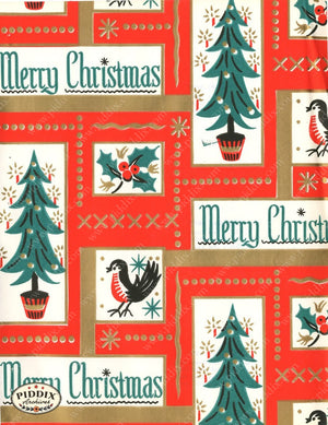 Pdxc4514 -- Christmas Patterns Color Illustration