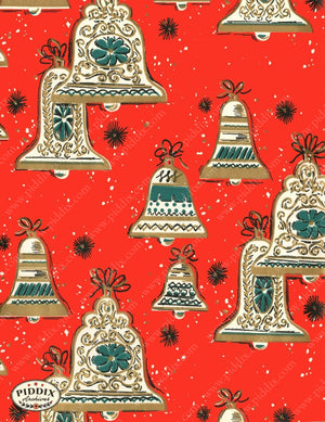 Pdxc4530 -- Christmas Patterns Color Illustration