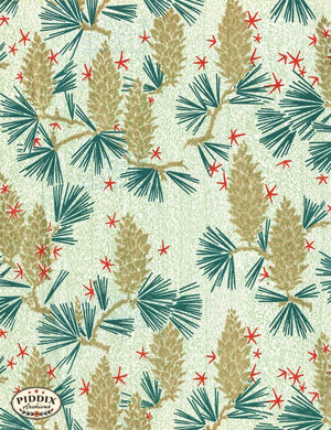 Pdxc4780 -- Christmas Patterns Color Illustration