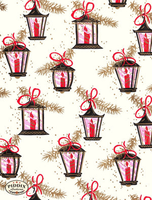 Pdxc4786 -- Christmas Patterns Color Illustration