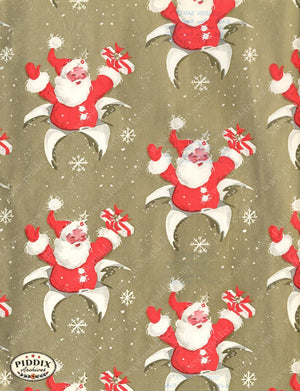 Pdxc4791 -- Christmas Patterns Color Illustration
