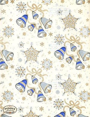 Pdxc4806 -- Christmas Patterns Color Illustration