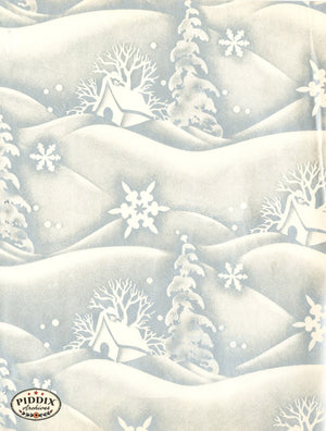 Pdxc4809 -- Christmas Patterns Color Illustration