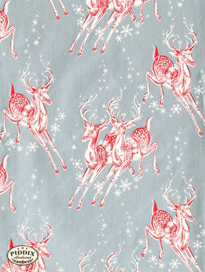 Pdxc4811A -- Christmas Patterns Color Illustration