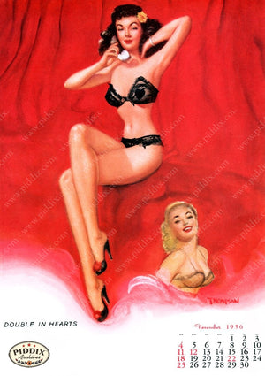 Pdxc4863 -- Pin-Ups Color Illustration