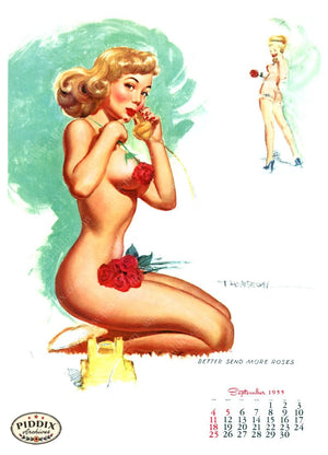 Pdxc4886 -- Pin-Ups Color Illustration
