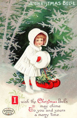 Pdxc6097 -- Christmas Color Illustration
