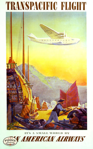 Pdxc7277 -- Vintage Travel Posters Poster