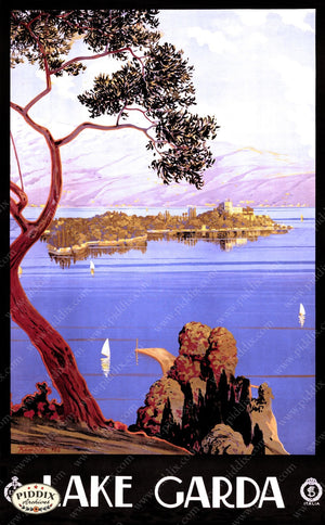 Pdxc7376 -- Vintage Travel Posters Poster