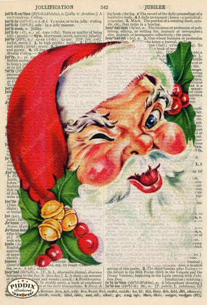 Pdxc7763 -- Santa Claus Color Illustration